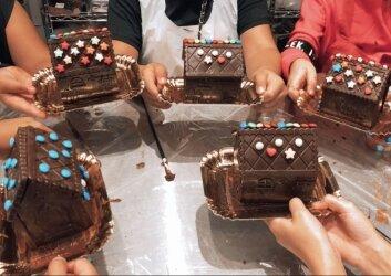 סדנת שוקולד רק עם מתוק מהלב
