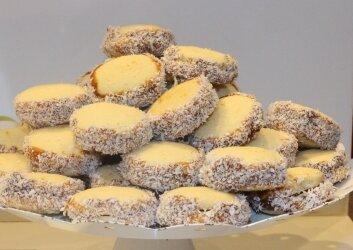 עוגיות אלפחורס בקורס אפיה