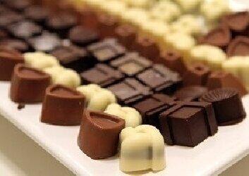 שוקולדים מקורס אפיה